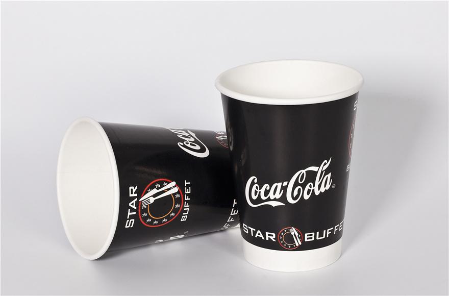 高级咖啡奶茶纸杯